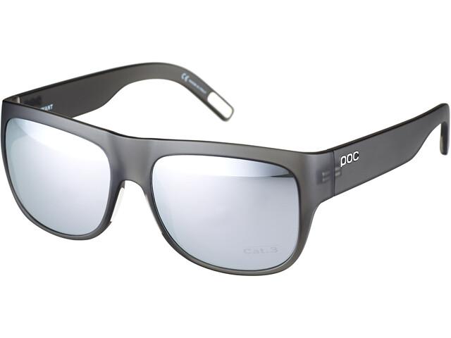 POC Want Okulary rowerowe, uranium black translucent